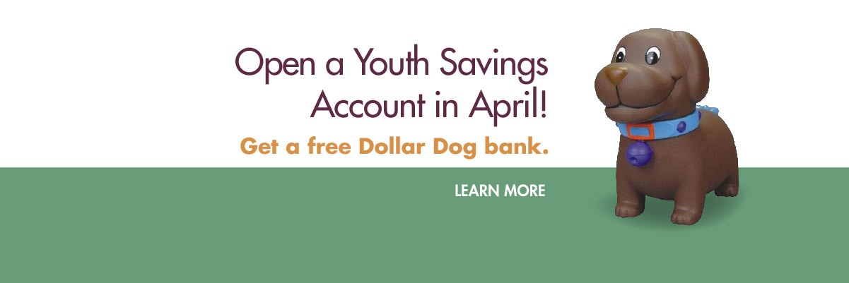 Teach them the power of saving!