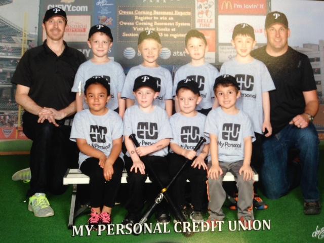MPCU Junior Baseball League